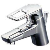 TOTO vòi chậu rửa mặt có cần gạt thoát nước và xoay đầu vòi TLHG31DEF