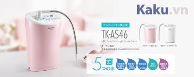 Chất lượng nước của máy lọc nước Panasonic TK-AS46 nội địa Nhật